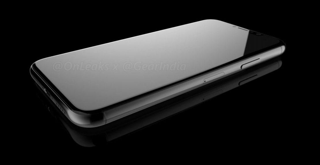 Nieuw lek toont ontwerp iPhone 8 en iPhone 7s Plus