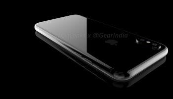 iPhone 8 krijgt scherm met geïntegreerde vingerafdruksensor