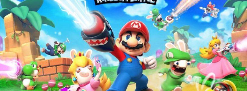 Nieuwe gameplaybeelden Mario + Rabbids: Kingdom Battle voor Nintendo Switch