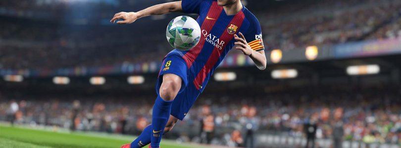 Pro Evolution Soccer 2018 verschijnt op 14 september