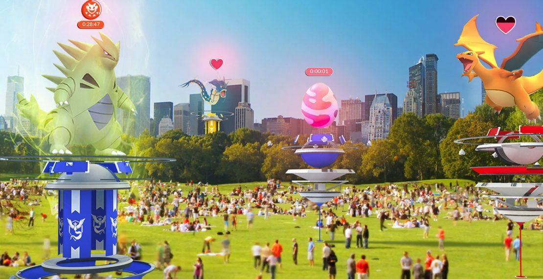 Zeldzame Pokémon in Pokémon Go nu vangbaar in Nederland
