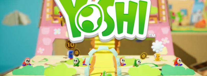 Yoshi komt in 2018 naar Nintendo Switch