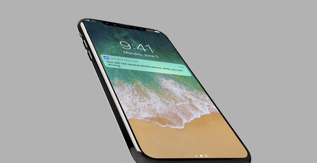 'iPhone 8 wordt in september gelanceerd voor meer dan 1000 euro'