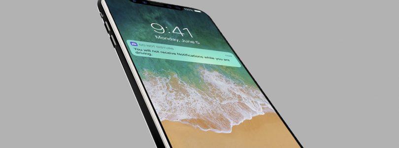 Foto toont vermeende 3d-camera van iPhone 8