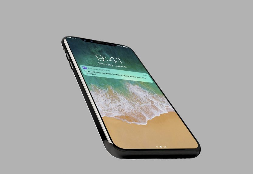 Nieuwe kleuroptie iPhone 8 is Blush Gold