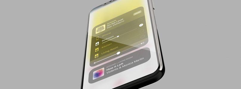 Foto's en video tonen iPhone 8-ontwerp
