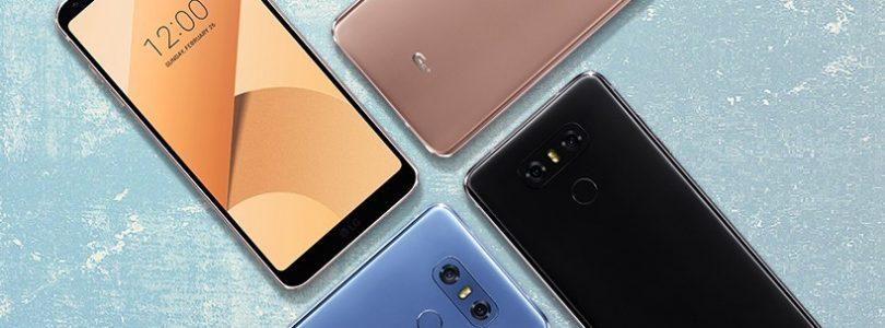 LG G6+ is verbeterde G6 met meer opslaggeheugen en quad-dac