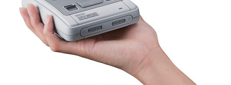 Nintendo Classic Mini: SNES als kerstcadeau? Nu op voorraad