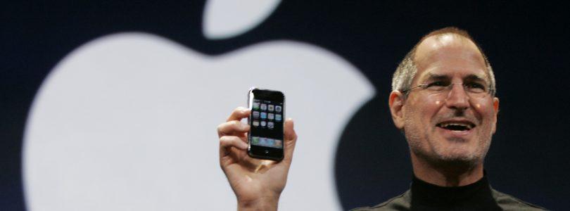 Steve Jobs wilde iPhone met thuis- en terugknop