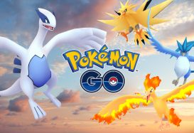 Eerste Legendary Pokémon nu beschikbaar in Pokémon Go