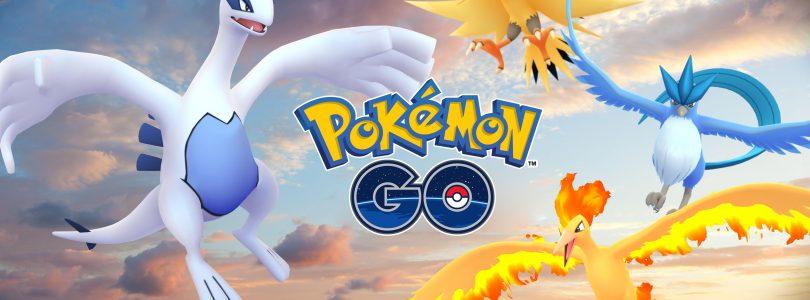 Zo vang je Legendary Pokémon in Pokémon Go