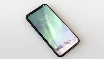'iPhone 8 krijgt Touch ID in scherm, productie start in september'
