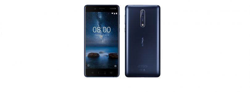 Nokia 8 wordt op 16 augustus officieel aangekondigd