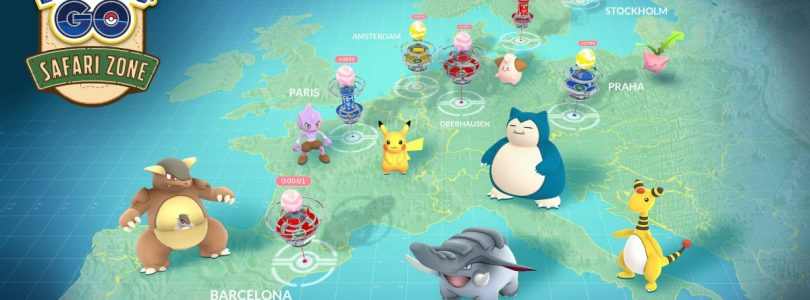 Pokémon Go Safari Zone Event op 12 augustus in Amstelveen