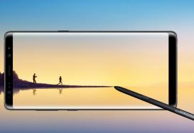 Samsung Galaxy Note 8 blijkt enorm populair te zijn