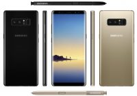 Marketingfolder bevestigt specificaties Samsung Galaxy Note 8