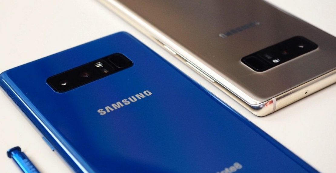 Samsung Galaxy Note 9krijgt geen vingerafdruksensor achter scherm