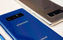Samsung Galaxy Note 9krijgt geen vingerafruksensor achter scherm