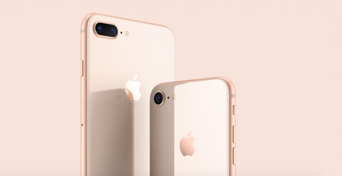 iPhone 8, iPhone 8 Plus, Apple TV 4K en Apple Watch Series 3 nu leverbaar
