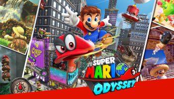 Bestandsgrootte Super Mario Odyssey voor Nintendo Switch bekendgemaakt