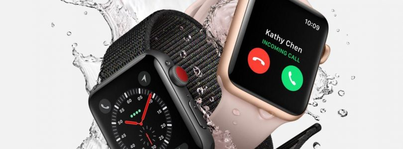 Apple Watch Series 3 en Apple TV 4K nu te koop