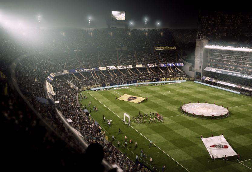 FIFA 18 Ultimate Team Web- en Companion-app komen volgende week
