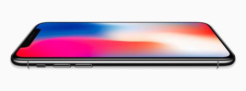 Zilveren iPhone X in het wild gespot