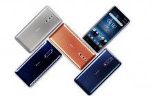 Afbeeldingen tonen Nokia 7+ met Android One en Nokia 1