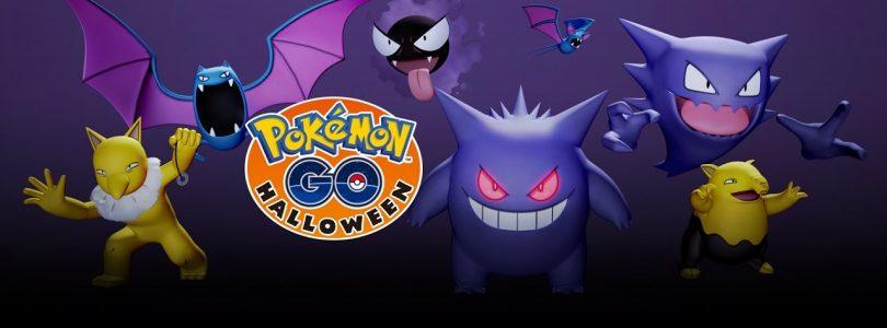 Derde generatie Pokémon komt met Halloween naar Pokémon Go