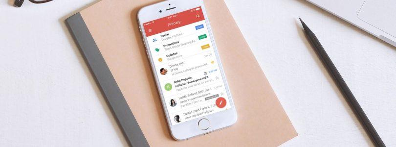 Google gaat e-maildiensten van derden ondersteuning in Gmail voor iOS