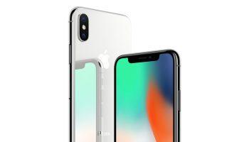 Nieuwe iPhone X (2018) krijgt mogelijk kleinere notch