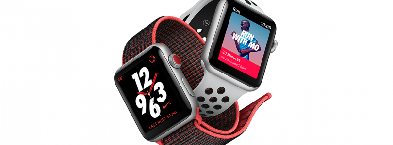 Apple Watch Nike+ Series 3 nu beschikbaar in Nederland