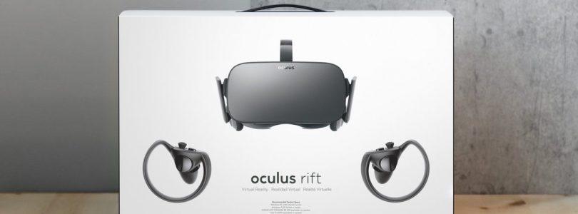 Oculus Rift met Touch-controllers krijgt permanente prijsverlaging