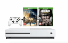 Xbox One S met Forza Horizon 3 en Call of Duty: WWII voor 215 euro
