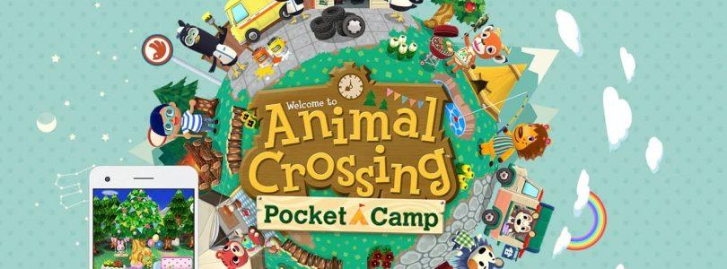 Nintendo's Animal Crossing: Pocket Camp