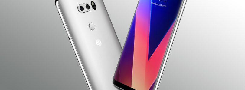 LG V30s met Vision AI wordt later deze maand gepresenteerd