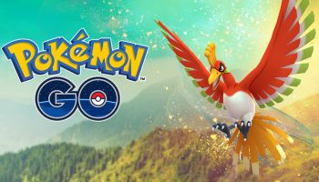 pokemon go legandary pokemon ho-oh