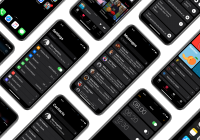 Wikipedia-app introduceert dark mode voor iPhone X