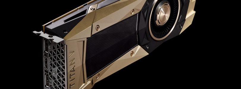 Nvidia Titan V is de krachtigste gpu ooit gemaakt