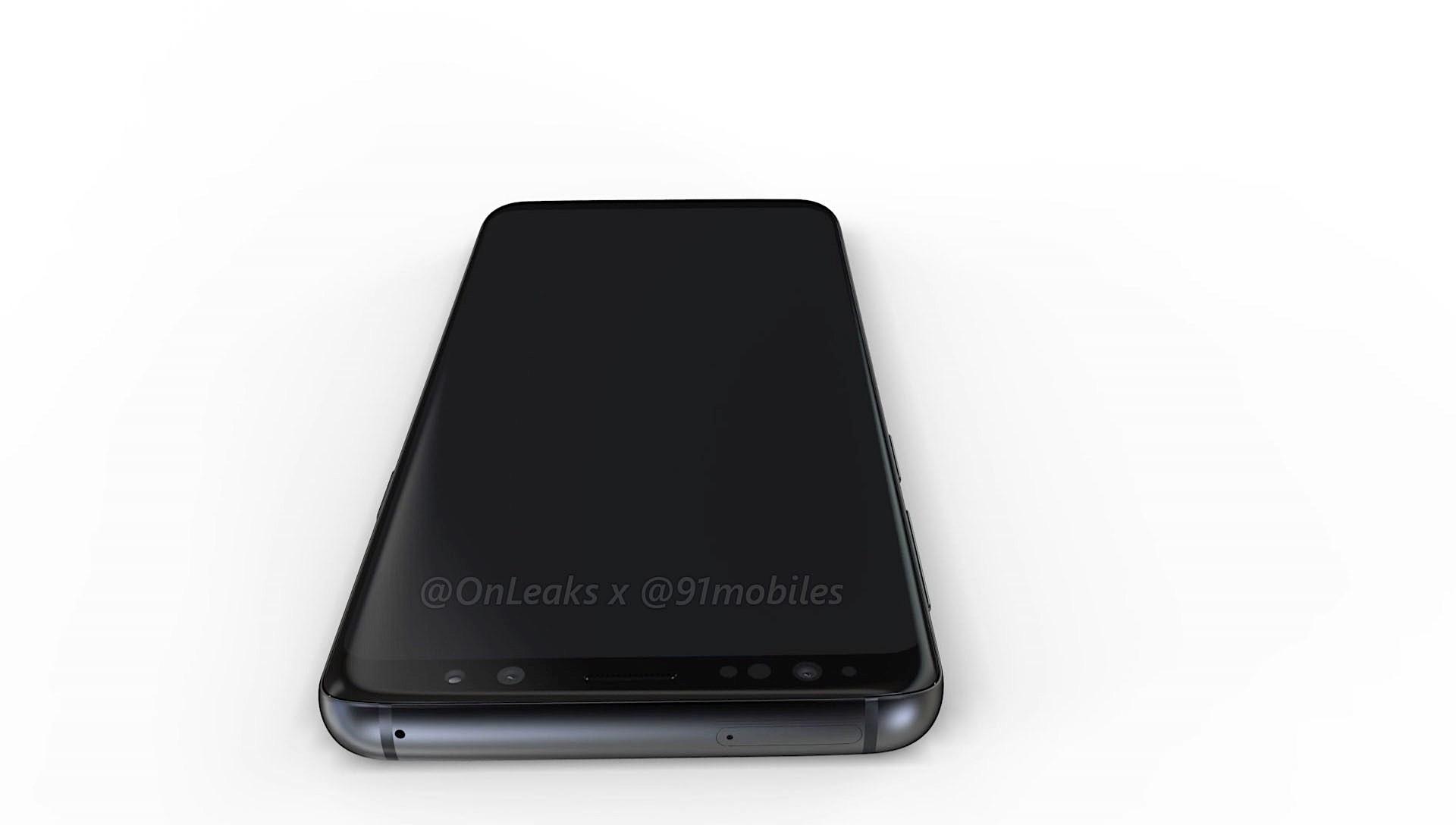 SAMSUNG S9 AANSLUITING