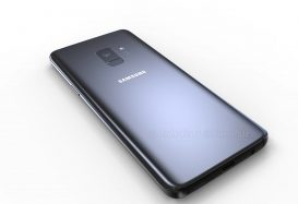 Dit is de Samsung Galaxy S9