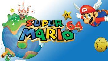 Nintendo Switch krijgt remasters van Super Mario 64, Mario Sunshine, Mario Galaxy en Mario 3D World