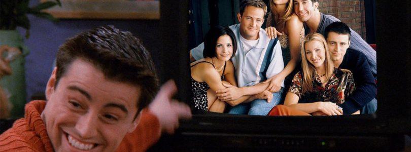 Hitserie Friends nu ook te zien op Netflix NL en BE