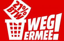 MediaMarkt BTW Weg Ermee-actie 2020 van start gegaan