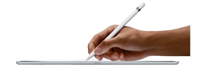 Volgende generatie Apple Pencil werkt ook zonder iPad?