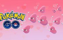 Pokémon Go Valentijnsdag-evenement van start gegaan