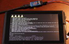 Hackers tonen Nintendo Switch met grafische Linux-interface