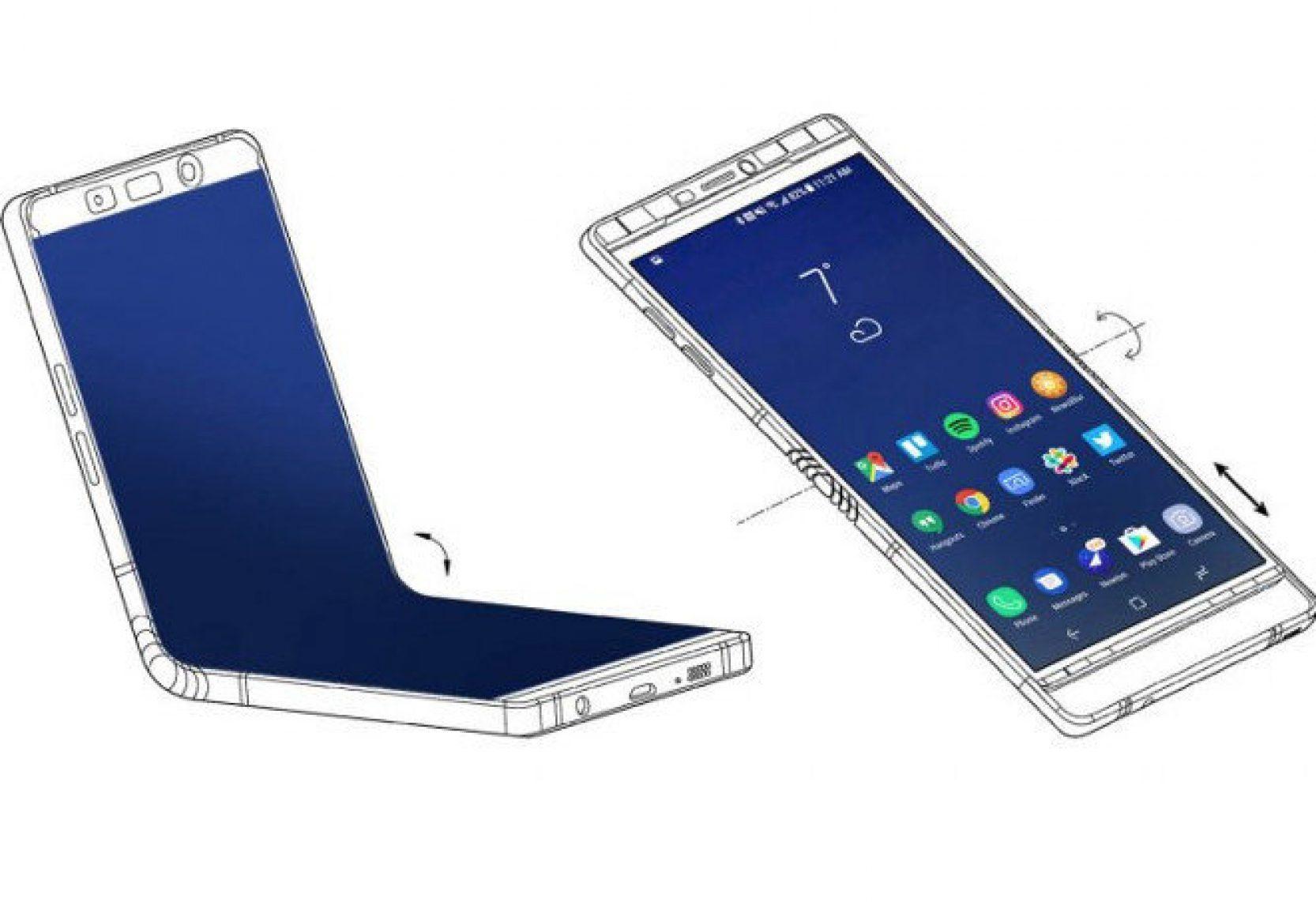 Смартфоны с изгибающимся экраном стали реальностью