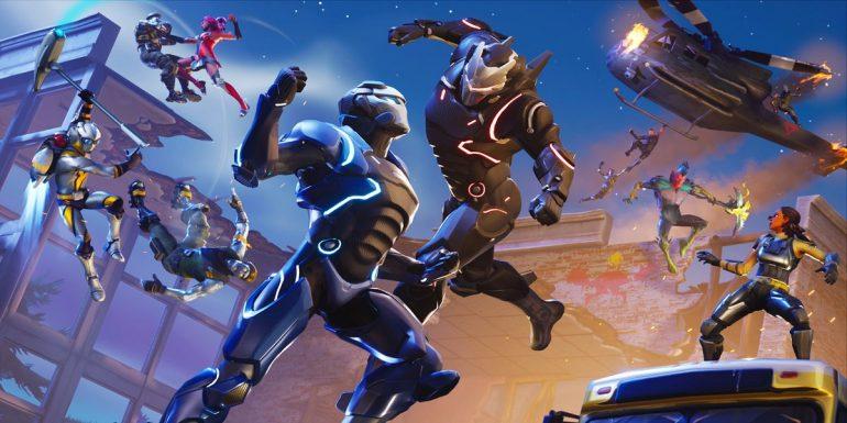 Fortnite Blockbuster Challenge Seizoen 4 Week 5 Hier