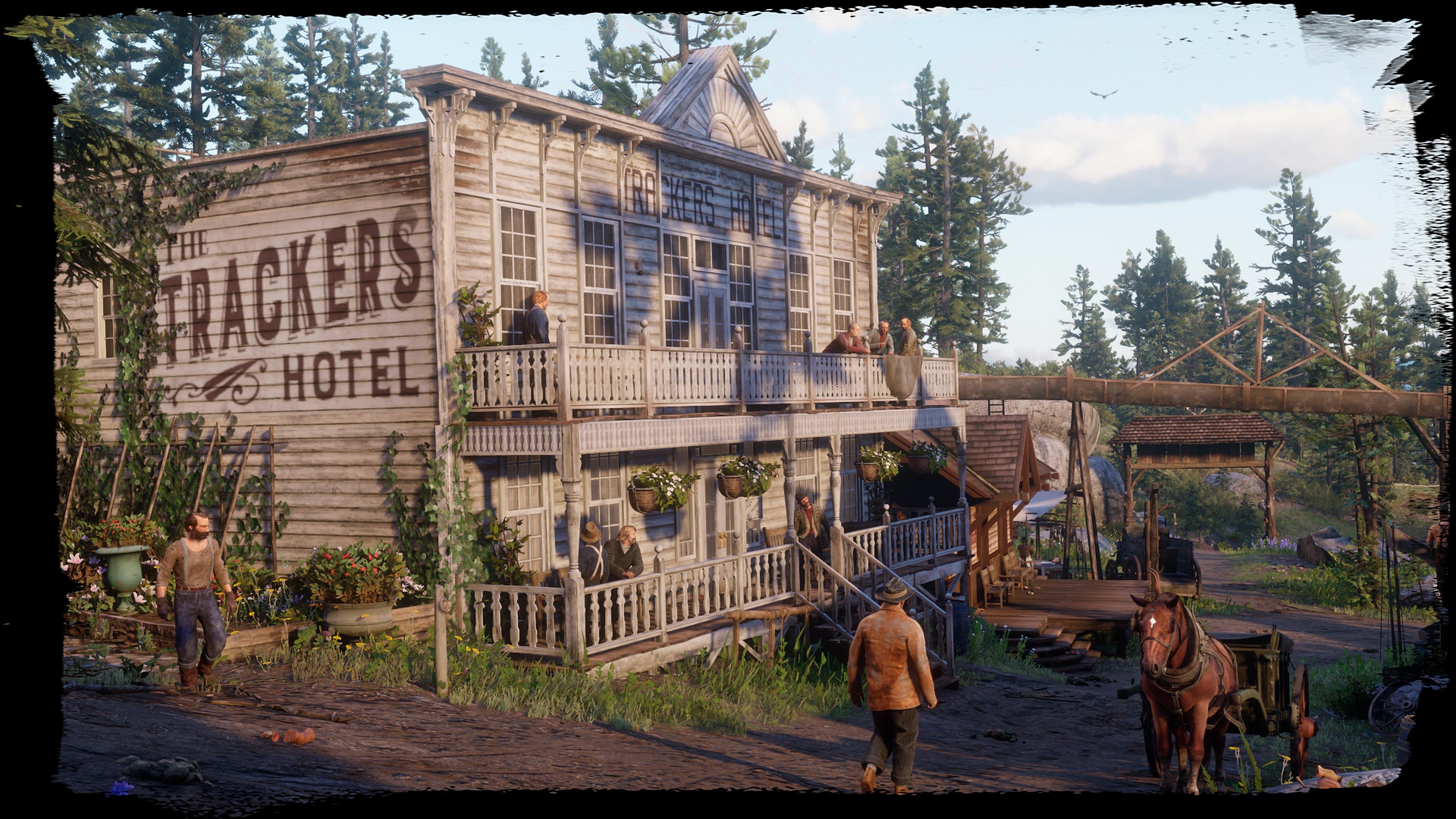 Nieuwe Locaties In Red Dead Redemption 2 Onthuld